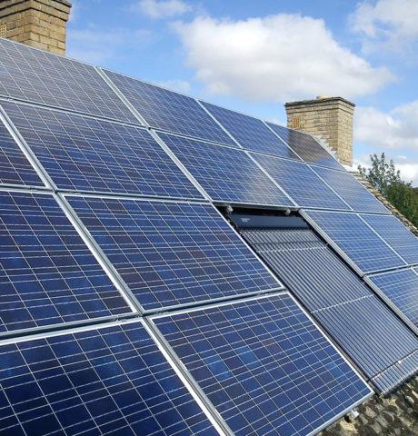 Bowller Solar - New Houses