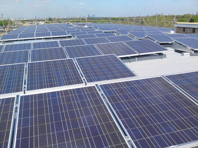 Norwood Solar PV